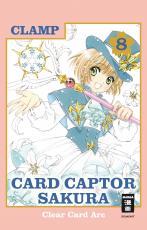Cover-Bild Card Captor Sakura Clear Card Arc 08