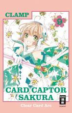Cover-Bild Card Captor Sakura Clear Card Arc 09