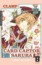 Cover-Bild Card Captor Sakura Clear Card Arc 10