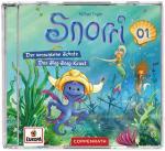 Cover-Bild CD Hörspiel: Snorri (CD 1)