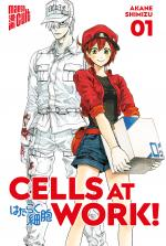 Cover-Bild Cells at Work! 1