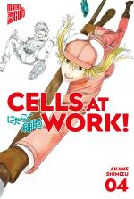 Cover-Bild Cells at Work! 4
