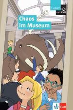 Cover-Bild Chaos im Museum