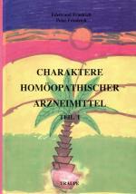 Cover-Bild Charaktere homöopathischer Arzneimittel