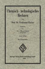 Cover-Bild Chemisch-technologisches Rechnen