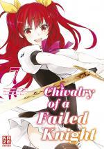 Cover-Bild Chivalry of a Failed Knight – Band 7