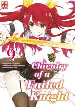 Cover-Bild Chivalry of a Failed Knight – Band 9