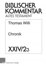 Cover-Bild Chronik (1 Chr 17,1–22,1)
