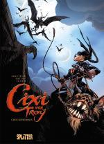 Cover-Bild Cixi von Troy