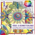 Cover-Bild Colorful Moments - Vögel & Schmetterlinge