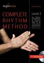 Cover-Bild COMPLETE RHYTHM METHOD - Level 2 (inkl. CD)