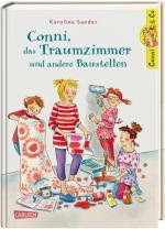Cover-Bild Conni & Co 15: Conni, das Traumzimmer und andere Baustellen