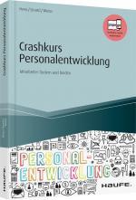 Cover-Bild Crashkurs Personalentwicklung - inkl. Arbeitshilfen online