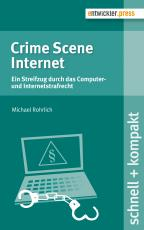 Cover-Bild Crime Scene Internet