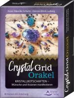 Cover-Bild Crystal-Grid-Orakel – Kristallbotschaften – Wünsche und Visionen manifestieren