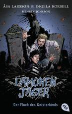 Cover-Bild Dämonenjäger - Der Fluch des Geisterkinds