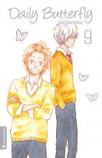 Cover-Bild Daily Butterfly 09