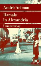 Cover-Bild Damals in Alexandria