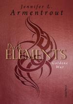 Cover-Bild Dark Elements - Goldene Wut