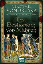 Cover-Bild Das Bestiarium von Mähren