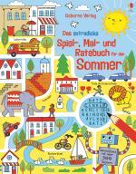 Cover-Bild Das extradicke Spiel-, Mal- und Ratebuch für den Sommer