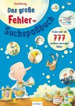 Cover-Bild Das große Fehler-Suchspaßbuch