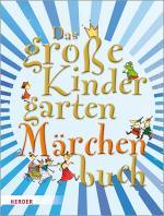 Cover-Bild Das große KindergartenMärchenBuch