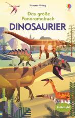 Cover-Bild Das große Panoramabuch: Dinosaurier