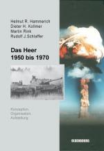 Cover-Bild Das Heer 1950 bis 1970