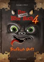 Cover-Bild Das kleine Böse Buch 4 (Das kleine Böse Buch, Bd. 4)
