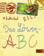 Cover-Bild Das Löwen-ABC