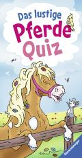 Cover-Bild Das lustige Pferde-Quiz