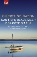 Cover-Bild Das tiefe blaue Meer der Côte d'Azur
