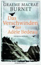 Cover-Bild Das Verschwinden der Adèle Bedeau