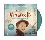 Cover-Bild Das Versteck im Uhrmacherhaus - Hörbuch