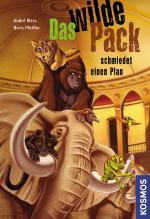 Cover-Bild Das Wilde Pack, 2, schmiedet einen Plan