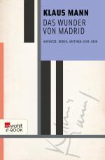 Cover-Bild Das Wunder von Madrid