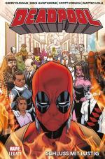Cover-Bild Deadpool Legacy