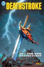Cover-Bild Deathstroke: Der Tod von Deathstroke