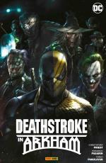 Cover-Bild Deathstroke in Arkham