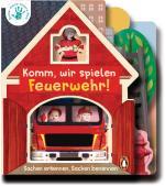 Cover-Bild Deine-meine-unsere Welt - Komm, wir spielen Feuerwehr!