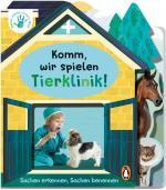 Cover-Bild Deine-meine-unsere Welt - Komm, wir spielen Tierklinik!