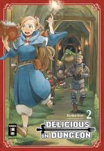 Cover-Bild Delicious in Dungeon 02