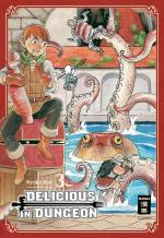Cover-Bild Delicious in Dungeon 03