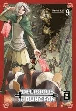 Cover-Bild Delicious in Dungeon 09