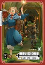 Cover-Bild Delicious in Dungeon 10