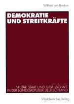 Cover-Bild Demokratie und Streitkräfte
