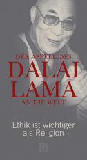 Cover-Bild Der Appell des Dalai Lama an die Welt