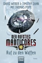 Cover-Bild Der Aufstieg Manticores: Ruf zu den Waffen