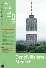 Cover-Bild Der Blaue Reiter. Journal für Philosophie / Der zivilisierte Mensch